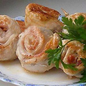 Блюда из курицы виды соусов