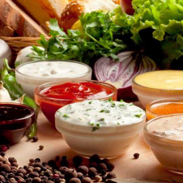 Рецепты диетических соусов