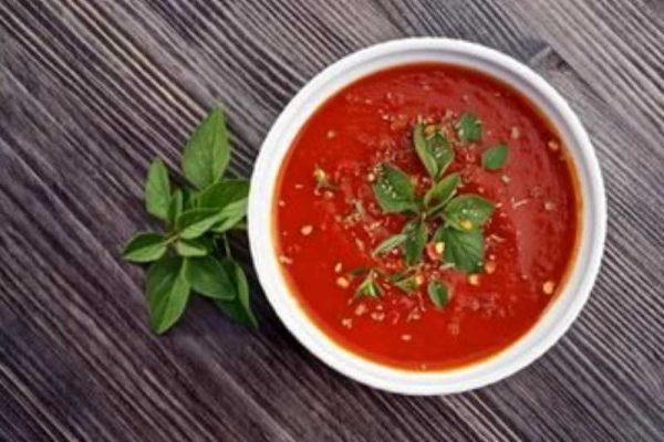 Вкусный красный соус
