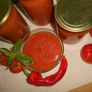 Краснодарский соус ингредиенты