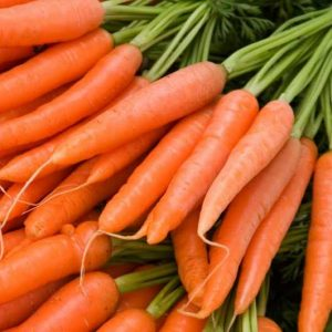 Выбираем молодую морковь для соуса