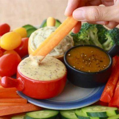 Как сделать низкокалорийные соусы