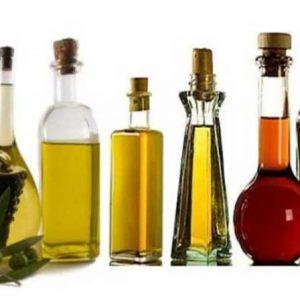 Растительное масло виды