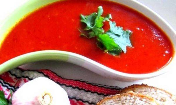 Острый соус для хинкали