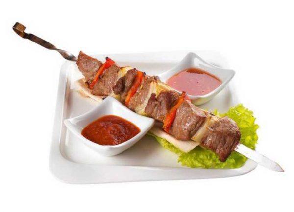 Острый кавказский соус