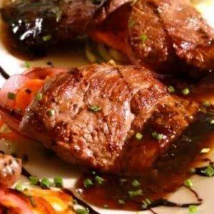 Соус ткемали подача к мясу