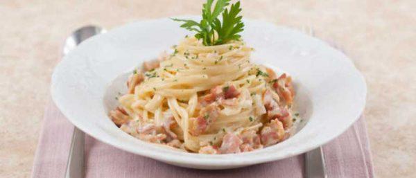 Готовим спагетти