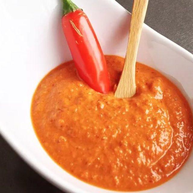 Спайси соус пошагово