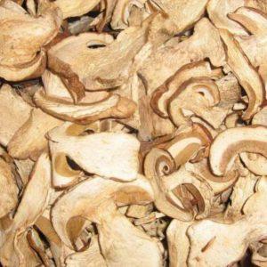 Сушеные грибы лесные