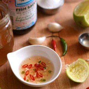 Ингредиенты для вьетнамского соуса