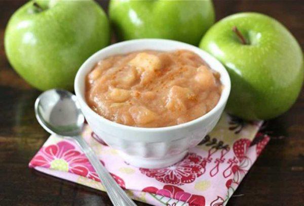 Соус из яблок
