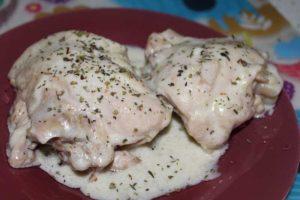 Соус для филе курицы