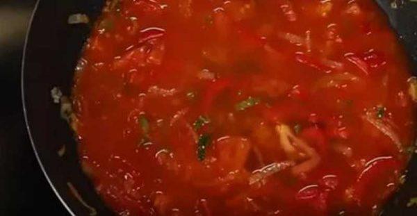 Готовим острый соус