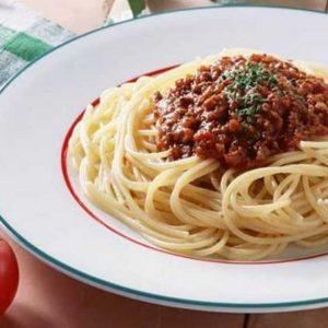 Различные соусы для спагетти