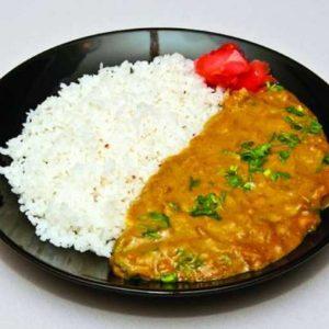 Готовим мясной соус к рису