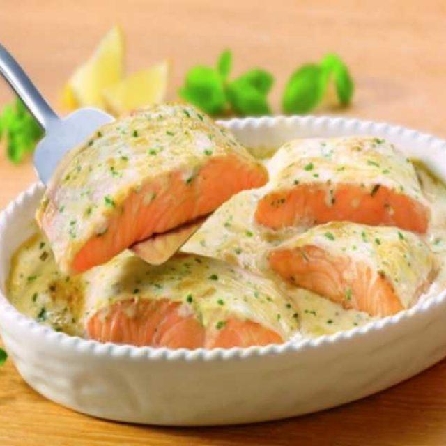 Вкусный сливочный соус к рыбе