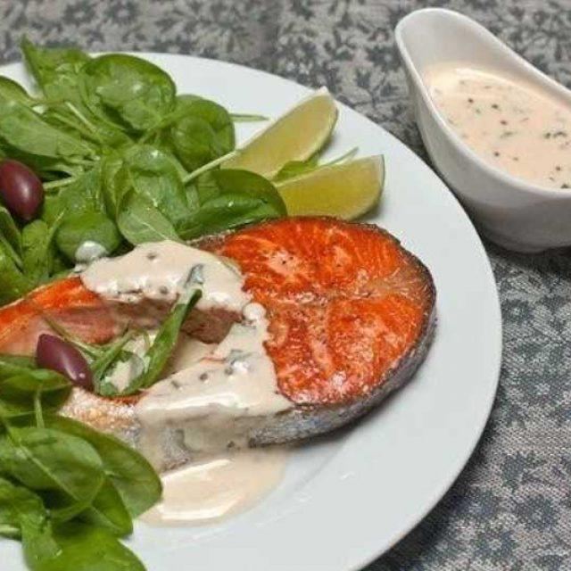 Вкусные соусы к рыбке
