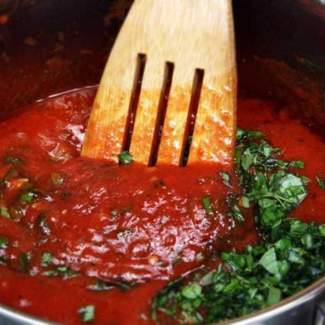 Рецепт вкусной томатного соуса