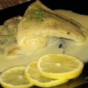 Рецепт соуса к вареной рыбке