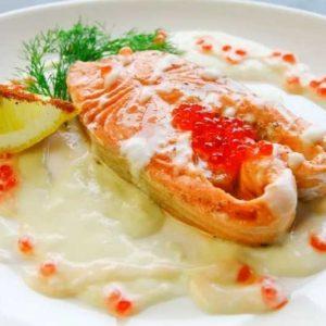 Рецепт соуса для жареной рыбе