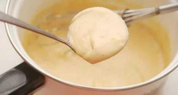Готовим сырный соус