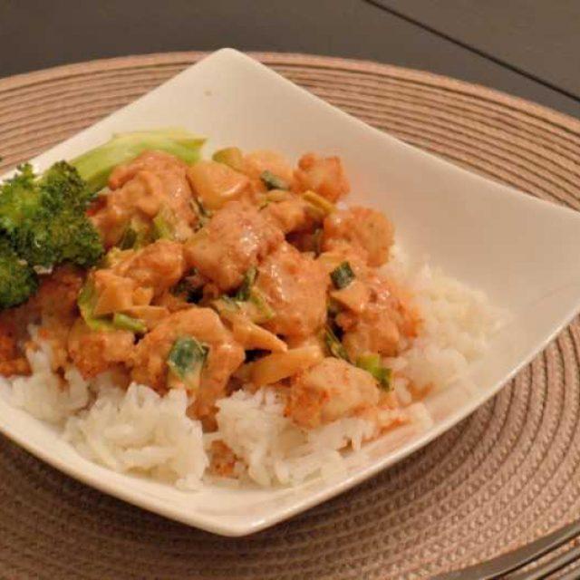 Соусы и подливки к курице и рису