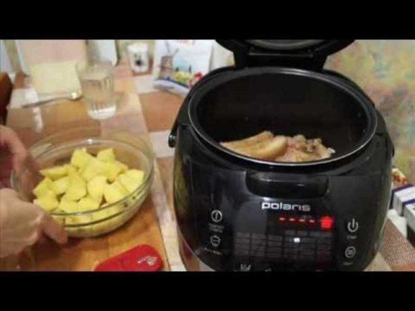 соус в мультиварке рецепт с картошкой видео