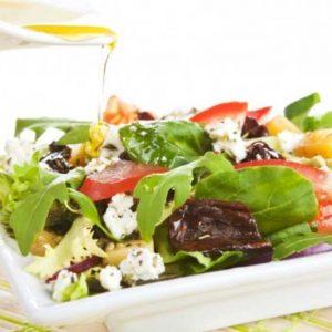 Заправки для разных блюд во время диет