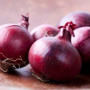 Красный лук для рецепта