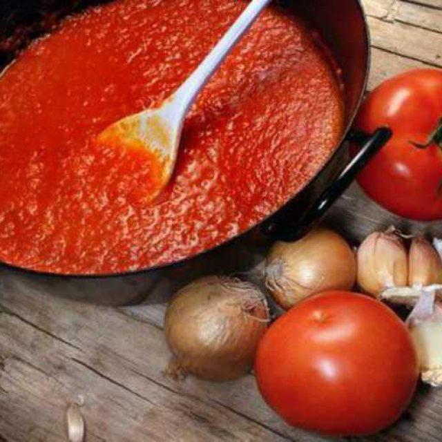 Подливка из овощей готовим
