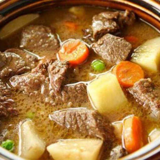 Рецепт соуса из тушенки на скорую руку