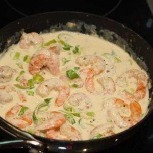 Соус из морепродуктов