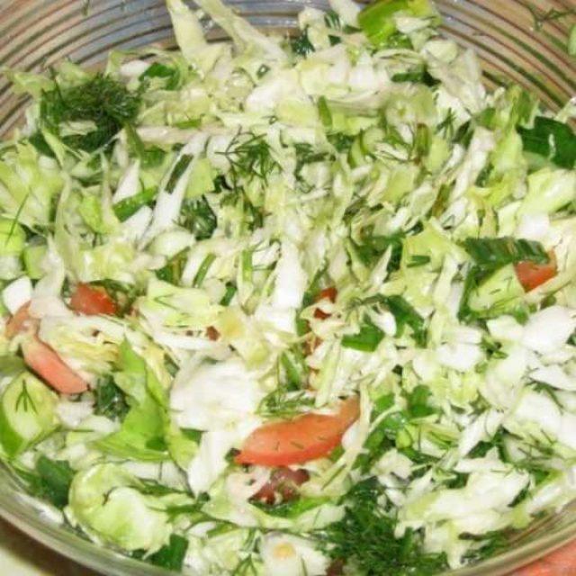 Соусы для салатов из капусты