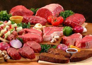 Выбираем мясо