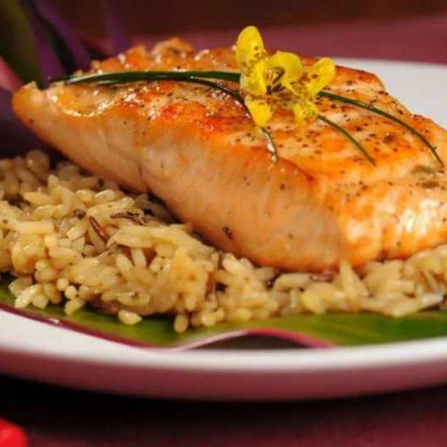 Рецеты подлив для риса и рыбы